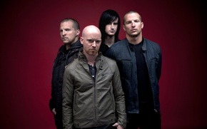 Picture red, rock, alternative, christian, Randy Armstrong, Anthony Armstrong, Joe Rickard, redmusiconline, Michael Barnes
