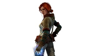 Picture magic, the witcher 2, the Witcher 2, merigold, Triss
