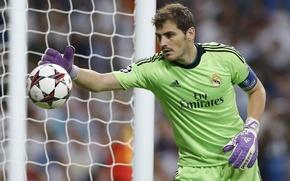 Picture Real Madrid, Casillas, Casillas