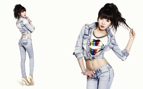 Picture girl, music, Asian, South Korea, Kpop, Hyuna