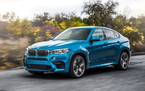 Wallpaper F86, crossover, X6 M, BMW, BMW