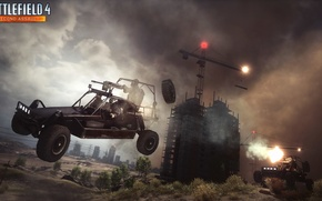 Picture Construction, Wheel, Crane, Shooting, Electronic Arts, DLC, DICE, Buggy, Battlefield 4, EA Digital Illusions CE, …