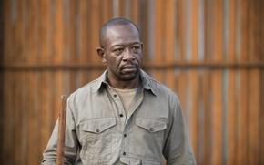 Picture The Walking Dead, The walking dead, Lennie James, Morgan Jones