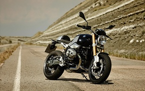 Picture Bikes, Motorcycles, BMW R Ninet