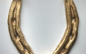 Picture gold, horseshoe, horseshoe