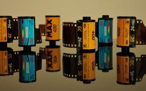 Picture macro, background, film