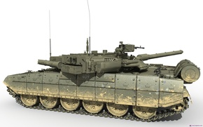Wallpaper Platform, Tank, Object 148, Armata