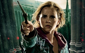 Picture emma watson, Harry Potter and the Deathly Hallows: Part 2, Harry Potter and the Deathly ...