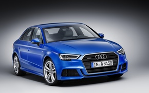 Picture background, Audi, Audi, sedan, Sedan