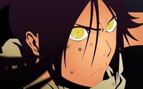Picture bleach, anime, shihouin yoruichi