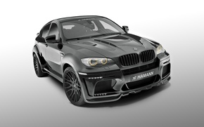 Picture Hamann, white background, E71, X6 M, BMW, BMW