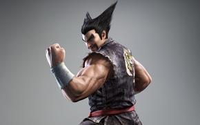 Picture Tekken, Heihachi Mishima, Heihachi Mishima, Tournament