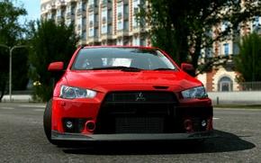 Picture Cars, Ceej, Project Cars, Mitsubishi evo X