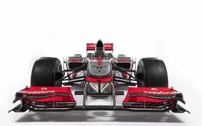 Picture McLaren, Mercedes, Formula 1