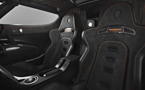 Picture Koenigsegg, salon, Carbon, Koenigsegg, One:1, Megacar