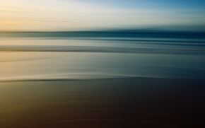 Picture sand, sea, strip, background