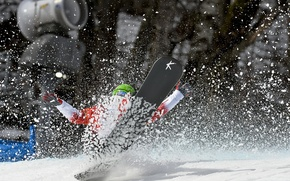 Picture snowboard, Sochi 2014, Paralympic winter games