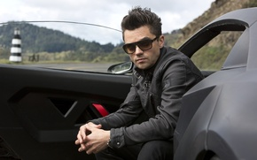 Picture actor, Need for Speed, Dominic Cooper, Need for Speed: need for speed