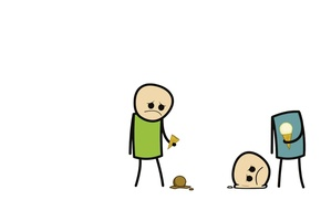 Picture the situation, comic, Cyanide and happiness, eskimo