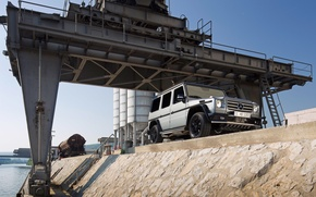 Picture Mercedes, G-Class, Edition Select