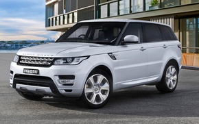 Picture Range Rover, HEV, Sport, range Rover, Autobiography, AU-spec, 2015