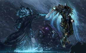 Picture Heroes of the Storm, sarah kerrigan, Jim Raynor, warcraft, Tyrael, diablo, arthas, starcraft, Archangel of ...