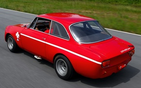 Picture Alfa Romeo, Red, Alfa, Corsa, Romeo, GTA, Rosso, Alfa GTA, Alfa Rosso, Alfa Romeo GTA, …