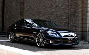 Picture Lexus, Exucutive Line, Wald Design, LS600H