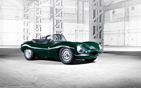 Picture Jaguar, Jaguar, convertible, Continuation, XKSS