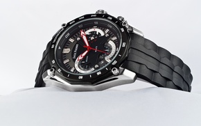 Picture metal, red, white, black, watch, Jack Pierre