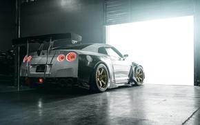 Picture Nissan, GT-R, Rocket Bunny, GT Auto Concepts