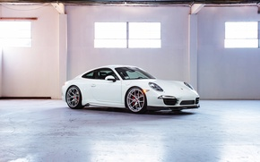 Picture Porsche, Porsche, Coupe, Carrera, Edition, 991, frontside, V-GT