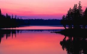 Picture dawn, Canada, Ontario