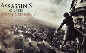 Picture assassin, Ezio, assassin's creed revelations