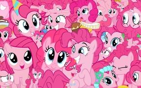 Picture Pink, My Little Pony, Pony, Pinkie Pie, Multfilm