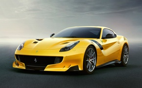 Picture supercar, berlinetta, spezzare, Ferrari F12berlinetta, F12tdf