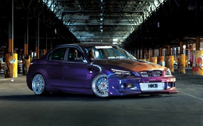 Wallpaper auto, BMW, tuning