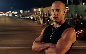 Picture actor, vin diesel, VIN diesel, the fast and the furious, Fast and Furious