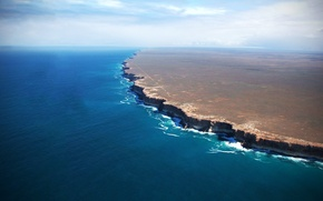 Picture coast, Australia, the ends of the earth