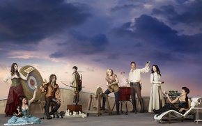 Picture heroes, all, Once upon a time, Once Upon a Time