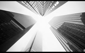 Picture USA, Toronto, white&black