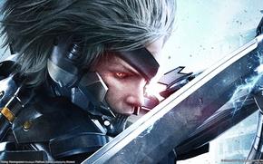 Picture Metal Gear, Rayden, Metal Gear Rising