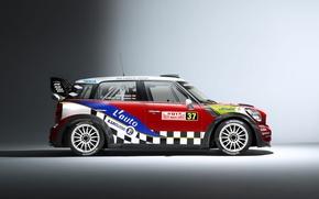 Picture Mini, Cooper, Profile, WRC, Rally