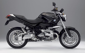 Picture black, bmw, motorcycle