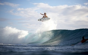 Picture sport, wave, Board, extreme, surfing, Surfing