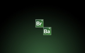 Picture The series, chemistry, breaking bad