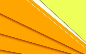 Picture line, yellow, background, texture