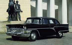 Picture retro, USSR, C3 Gas 013 Seagull