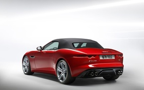 Picture Jaguar, Car, F-Type