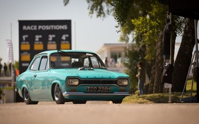 Picture Ford, 1969, Classic cars, Escort, 1300GT